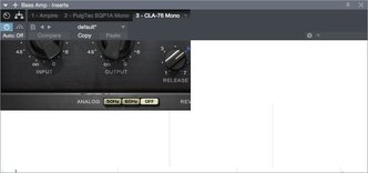 PreSonus Forums | Issue Report  Graphic and signal issue