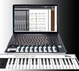 PreSonus Forums | Best Midi Keyboard Controller for Notion