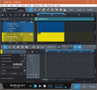 PreSonus Forums | SOLVED - Cant edit Pitch Names for BFD3 in Studio
